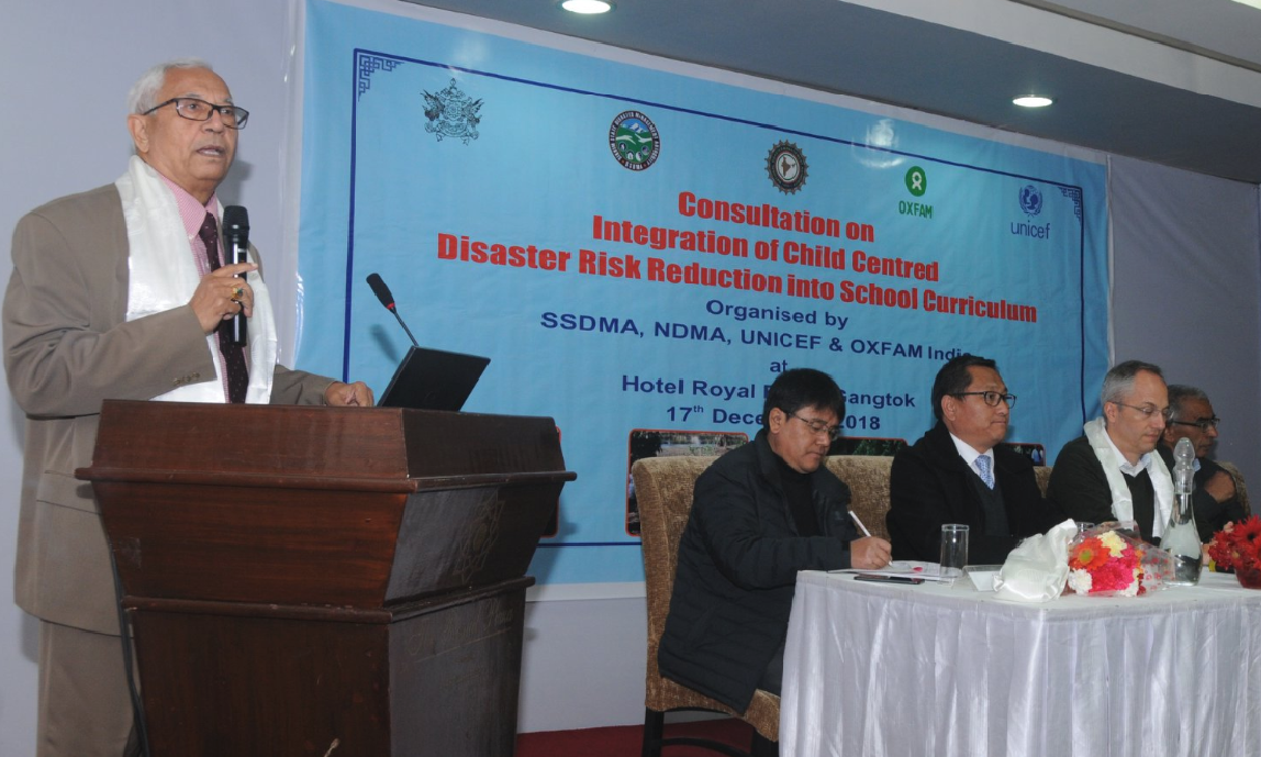 State Level Consultation on Child Emergency Preparedness for Response
