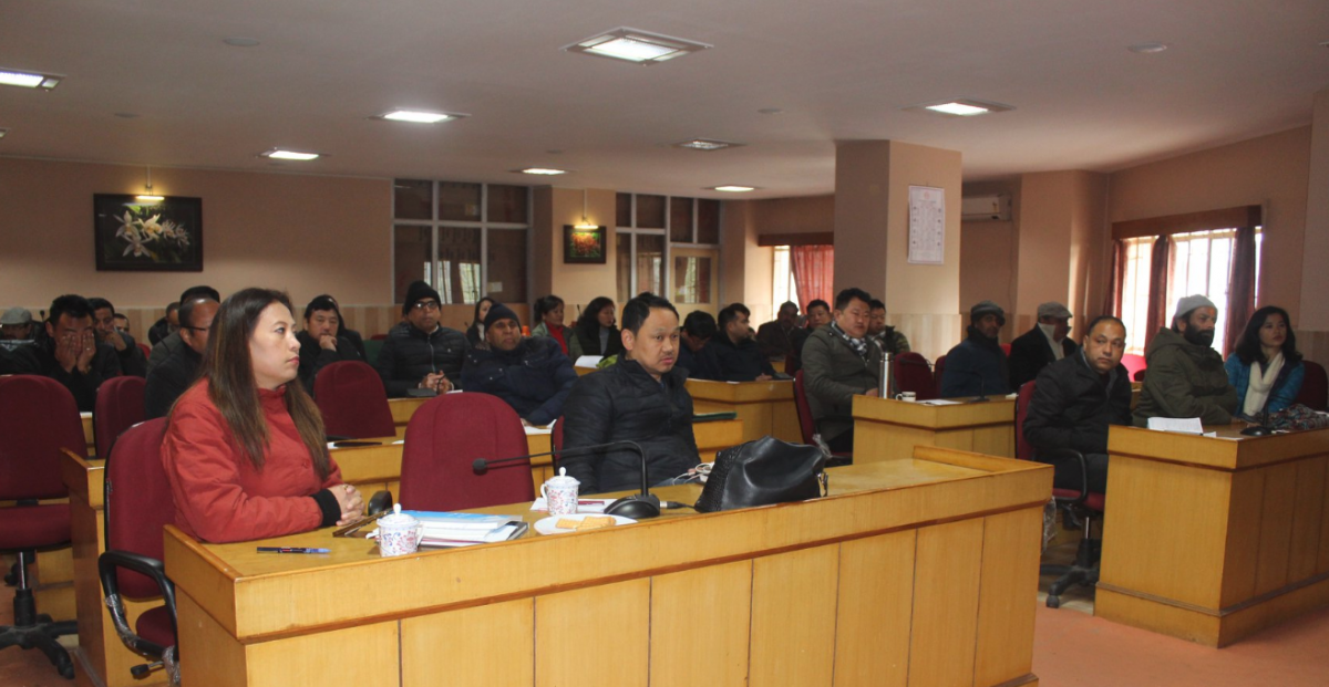 State Level Training for Election preparedness to Electoral Registration Officers
