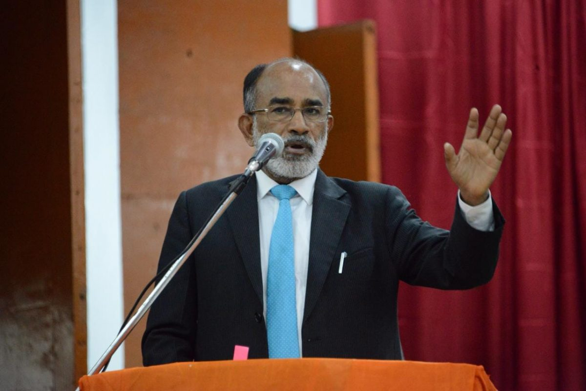 Union Minister K.J. Alphons on his second visit to the State, terms Sikkim 'model State'
