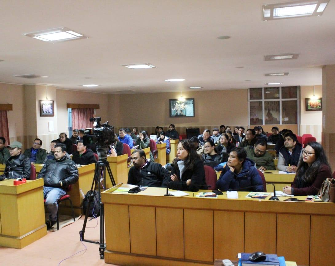 Orientation workshop held for Media Persons and State/District MCMC teams for the upcoming General Election