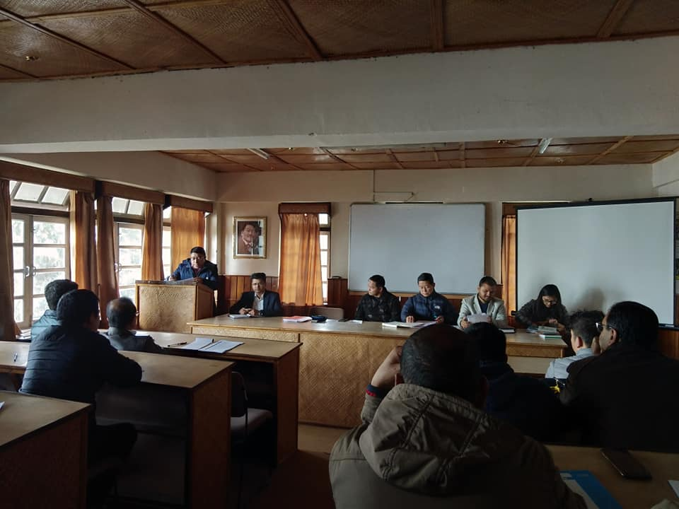 First round of training for Assistant Expenditure Observer conducted successfully in West Sikkim