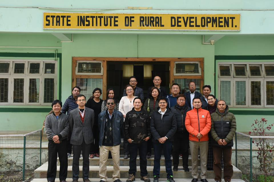 Training for Trainers Facilitators commences at SIRD Karfectar