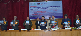 UNDERSTANDING HIMALAYAN PHYTODIVERSITY IN A CLIMATE CHANGE AT CHINTAN BHAWAN ON 9.3.2017