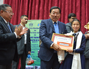 CHIEF MINISTER MERIT SCHOLARSHIP PROGRAMME AT CHINTAN BHAWAN ON 7.3.2017