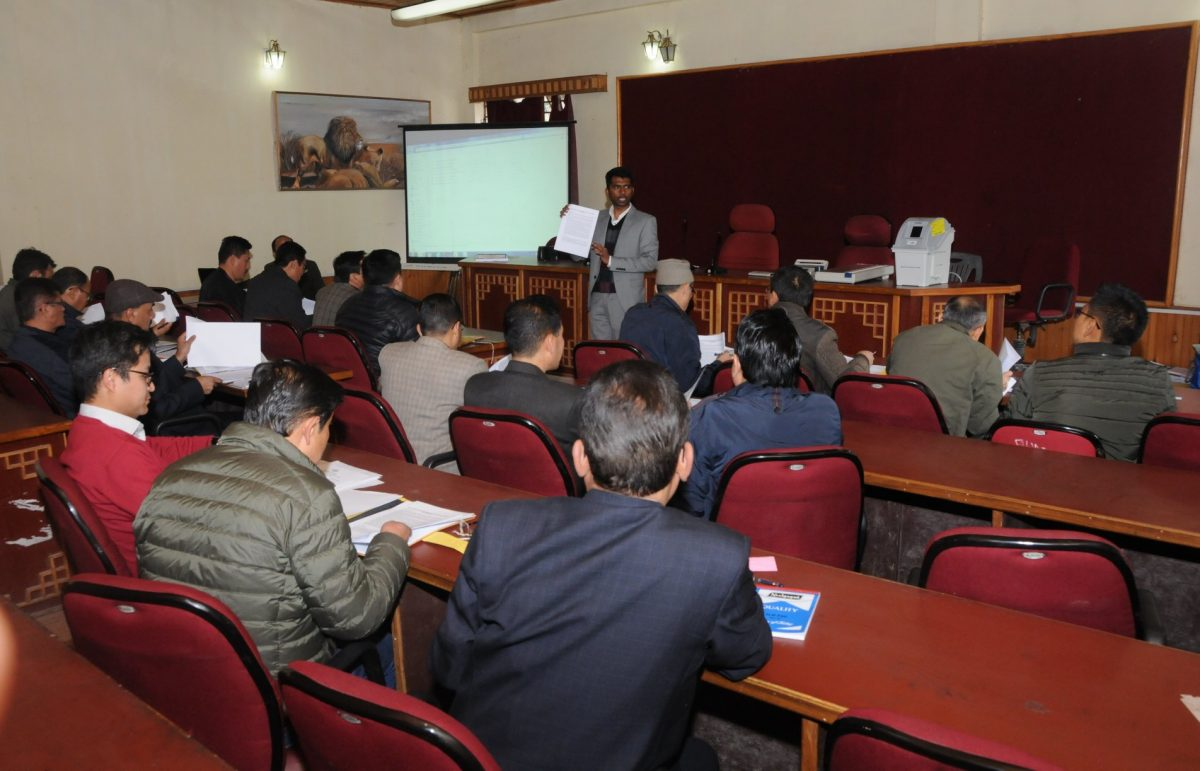 DEO urges Sector Magistrates to visit respective designate areas of East district to ensure proper implementation of MCC