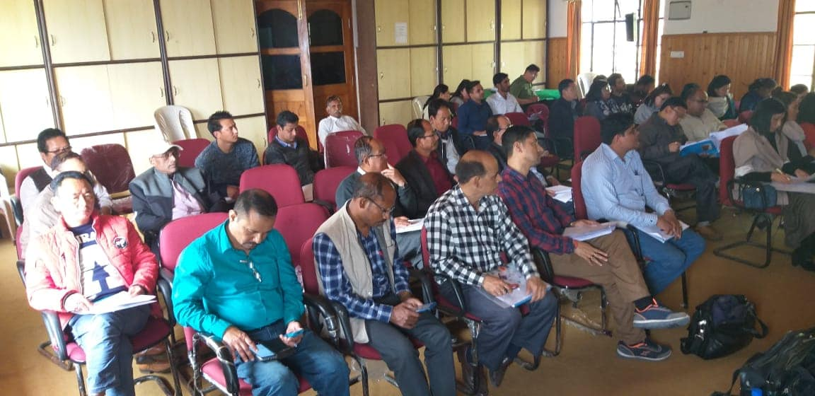 2nd Round of Training for Presiding and Polling Officers concludes