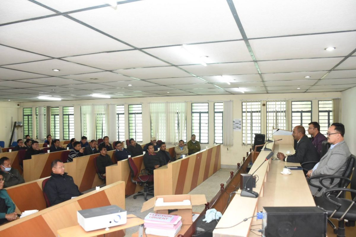 Briefing session for Flying Squads, Static Teams, Assistant Expenditure Observers & Video Surveillance Teams on EEM