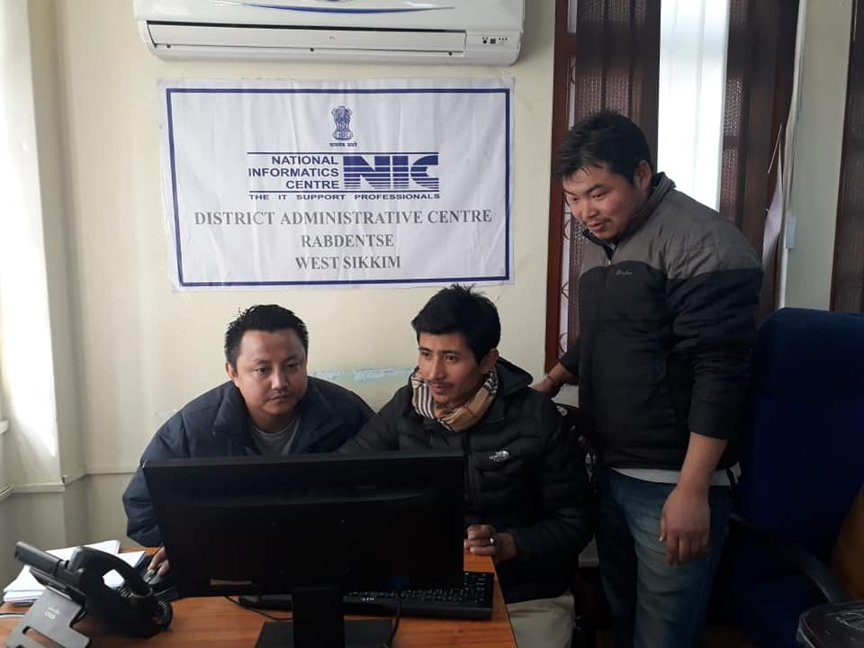 West district training on Suvidha Portal successfully completed