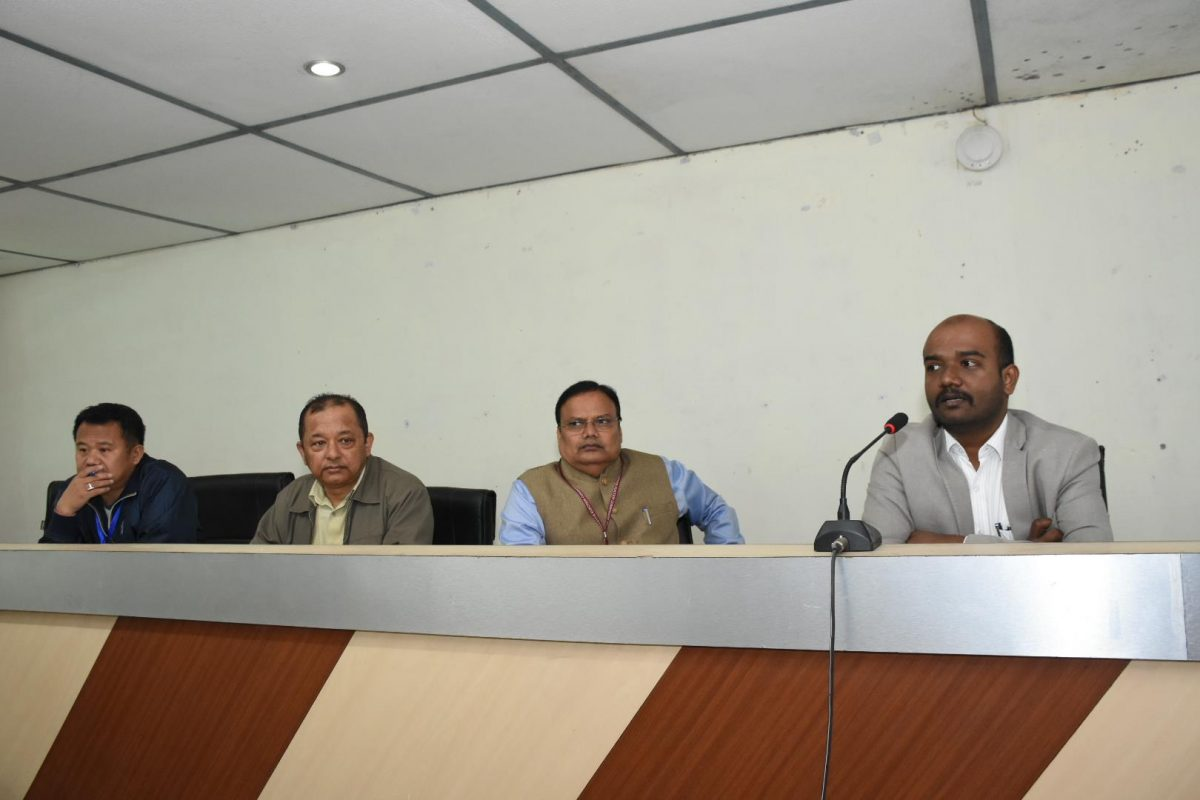 Preparedness meet held with candidates and their election representatives at Namchi DAC