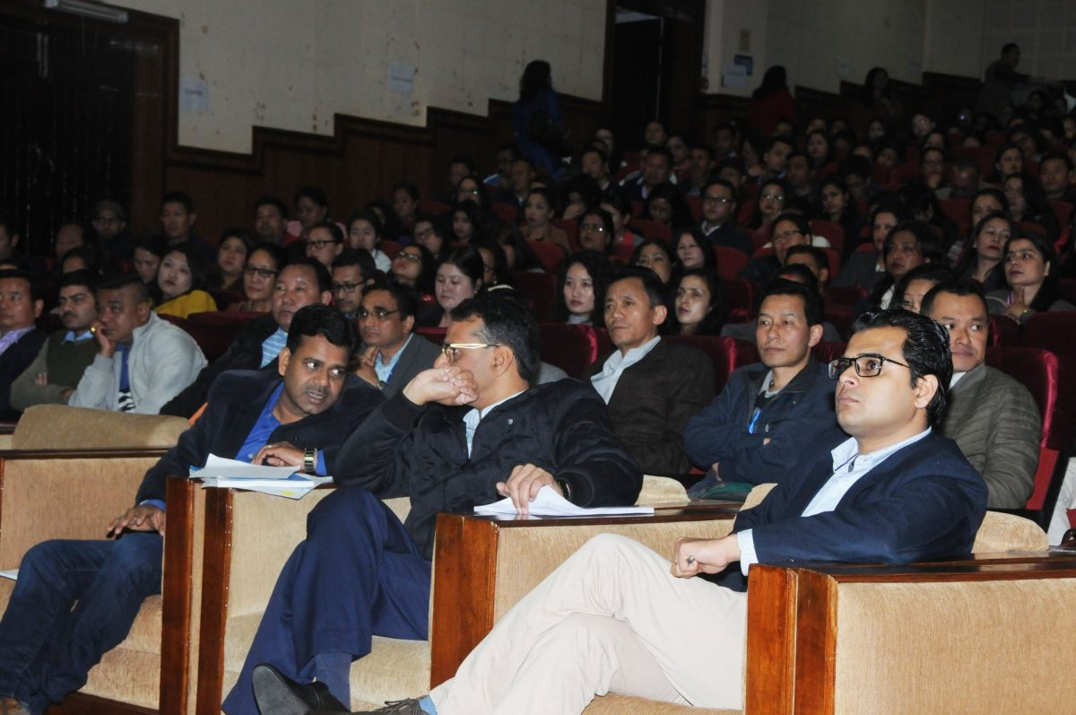 Final round training on various poll related procedures conducted in Gangtok