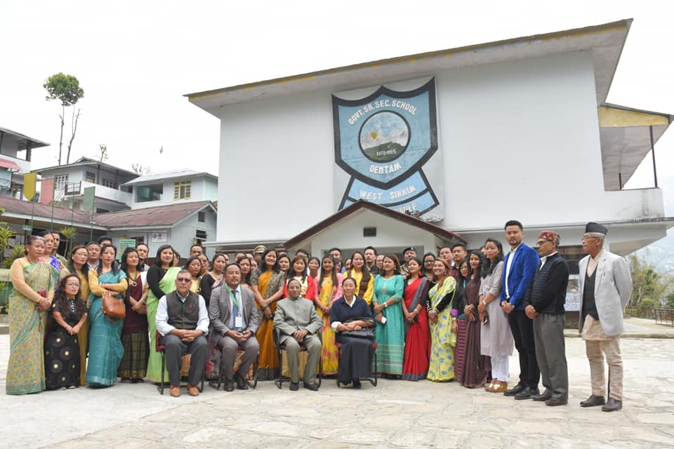 Hon'ble Governor concludes his two-daylong visit to West Sikkim