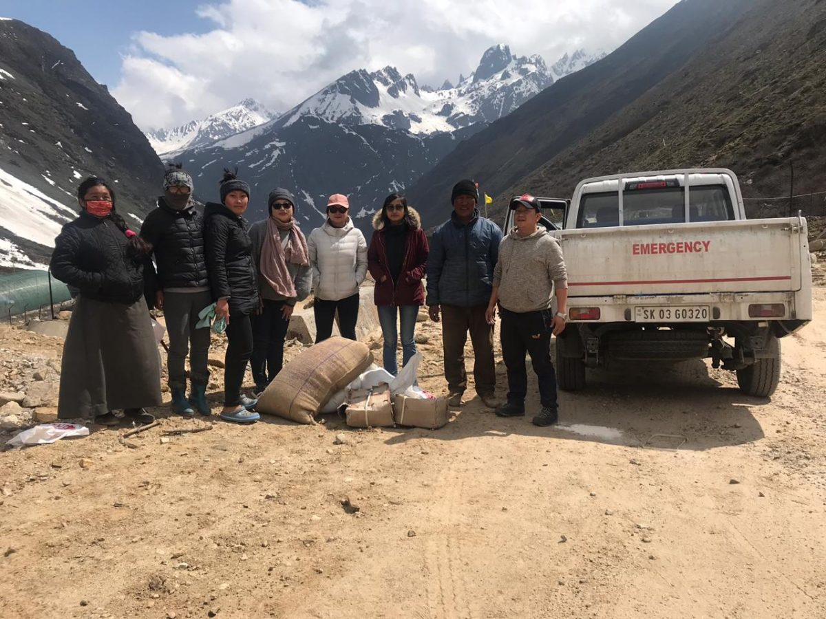 Press Release from AHLF&VS Department, North on Yak tragedy in Mukuthang Valley