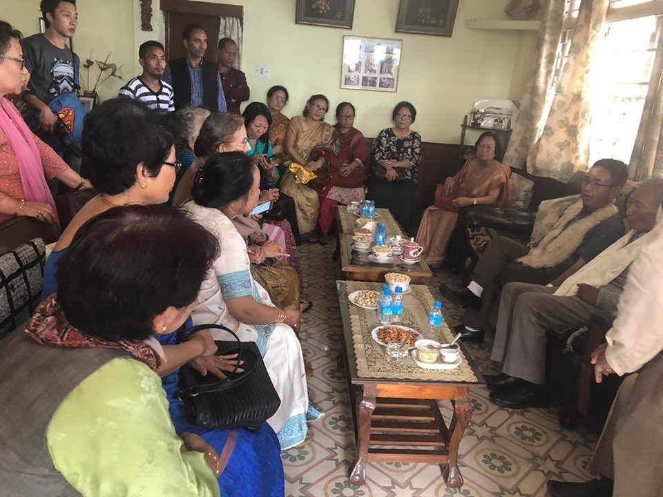 Members of Sikkim Women's Council meet Hon'ble CM