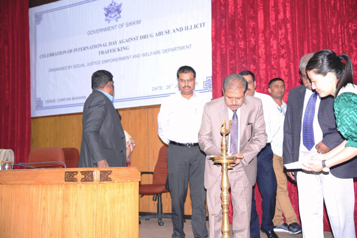 International Day against Drug Abuse and Illicit Trafficking observed in the capital