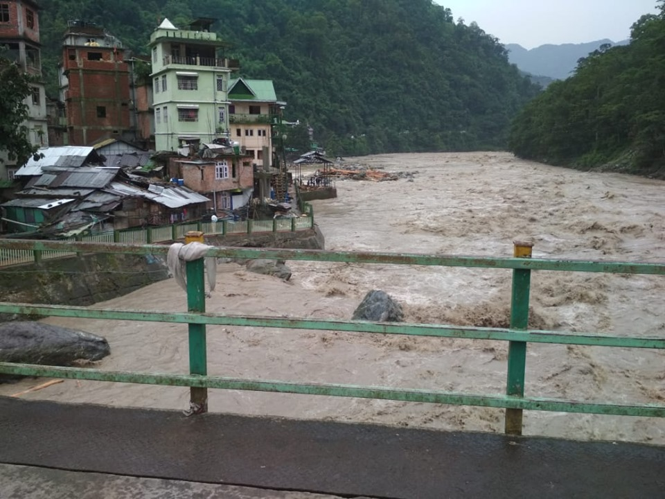 River Teesta Update from DC, East