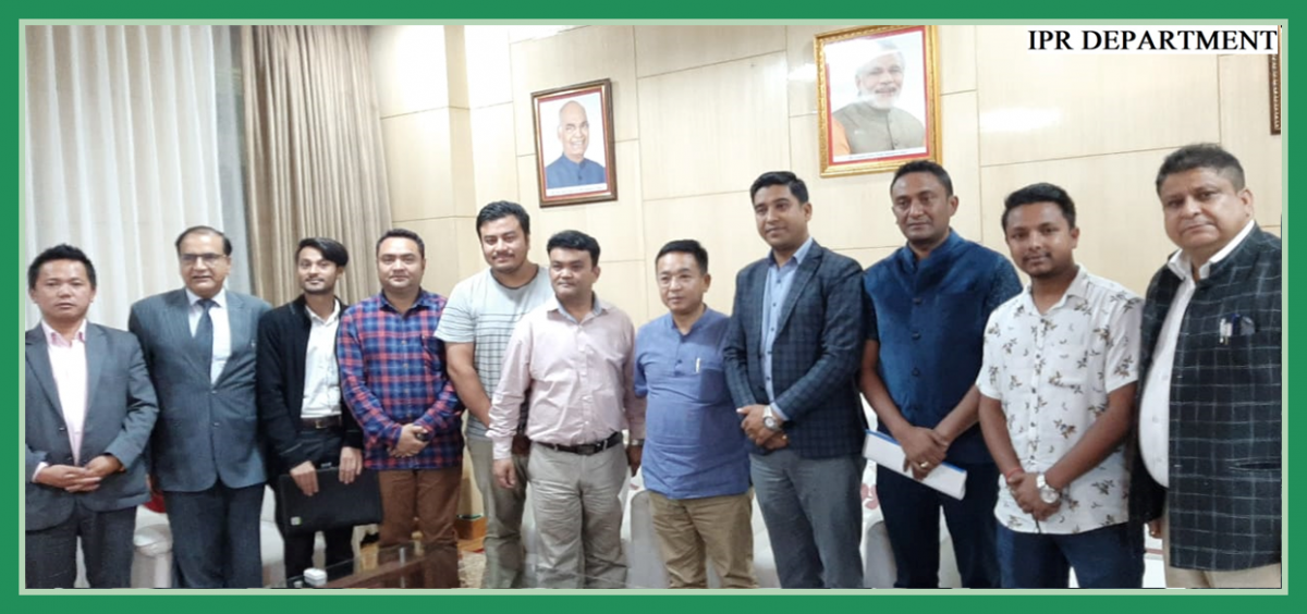 ALL SIKKIM SCHEDULED CASTE WELFARE ASSOCIATION (ASSCWA) CALL ON THE HON'BLE CHIEF MINISTER ON 15.07.2019