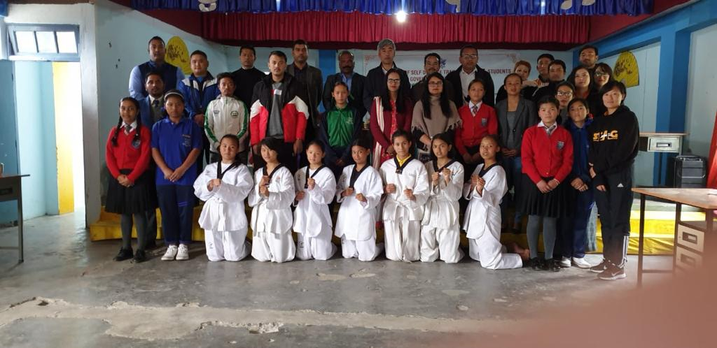 Samagra Shiksha, Sikkim starts Self Defence Training for Girl Students Identification, Assessment and Screening Camps for the CWSNs/Persons with Disabilities