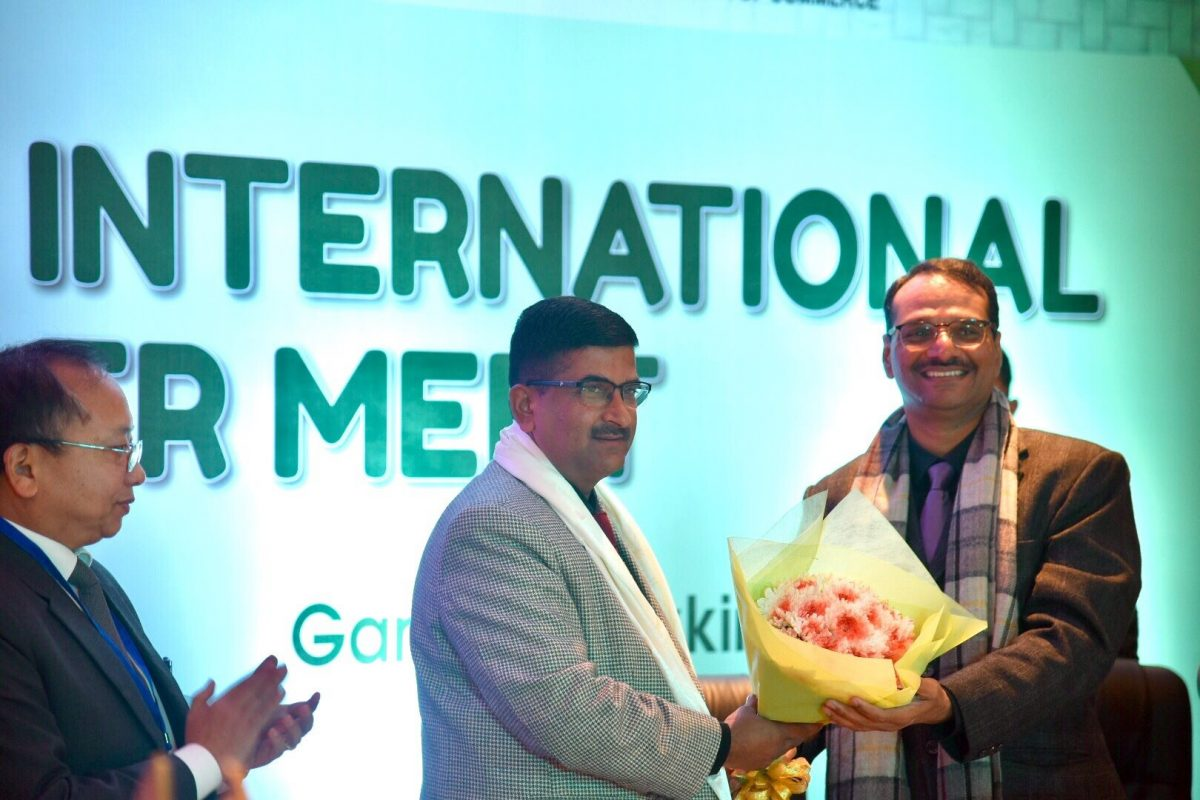 Hon'ble Minister Shri L N Sharma inaugurated Export Promotion Conference cum International Buyer Seller Meet