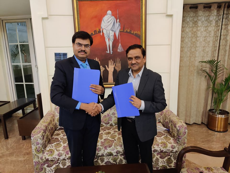 Sikkim & NCT Delhi Education Sign MoU for Ek Bharat Shreshtha Bharat Programme Agreement