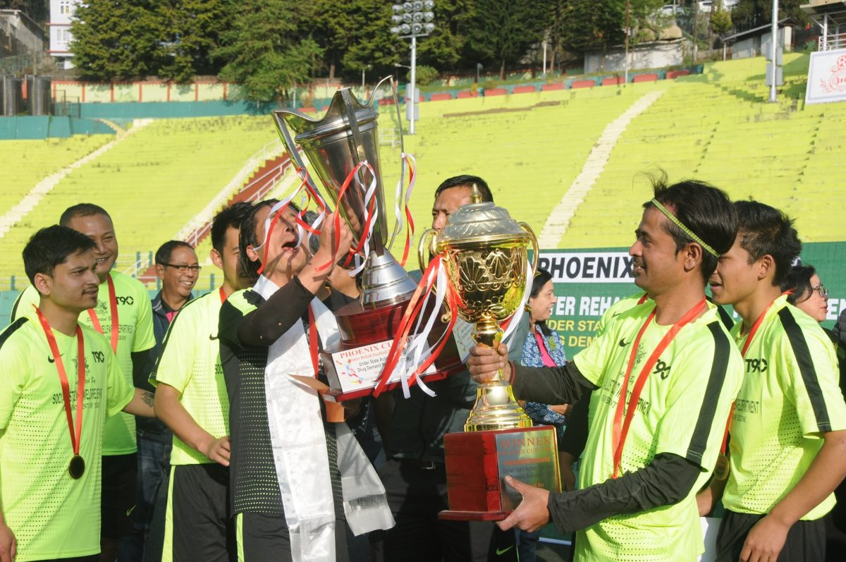 Grace Foundation emerged as the champion of the Phoenix Cup 2019