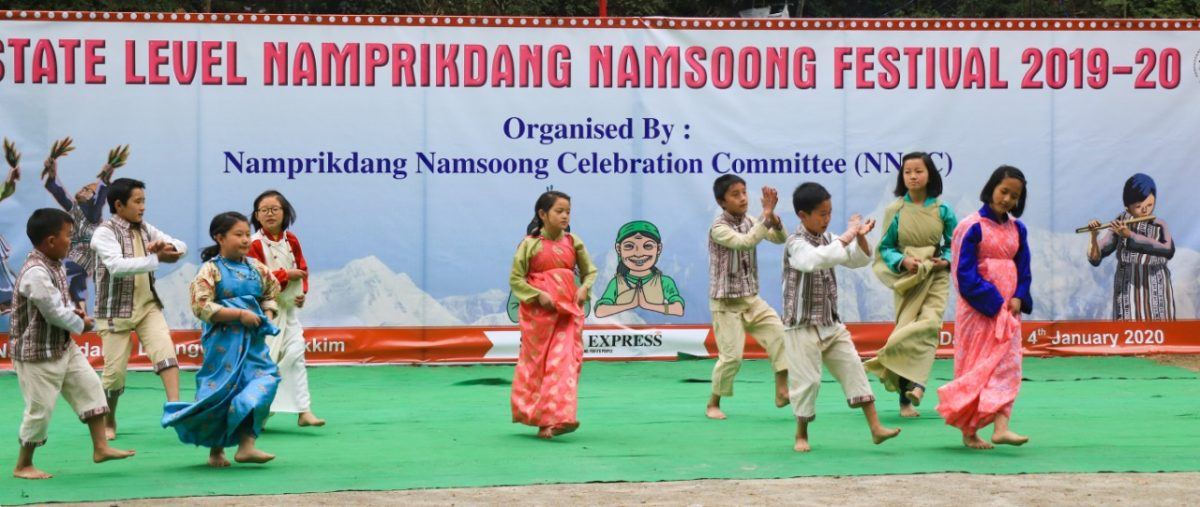 Three days long state level Namprikdang Namsoong Festival 2019-20 concluded