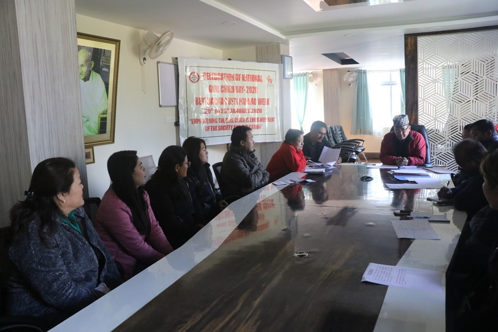 Beti Bachao Beti Padhao week starts in north Sikkim