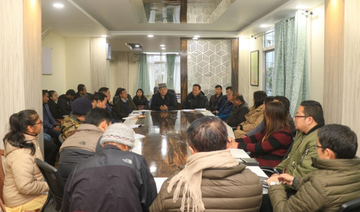 coordination meeting for Republic Day 2020