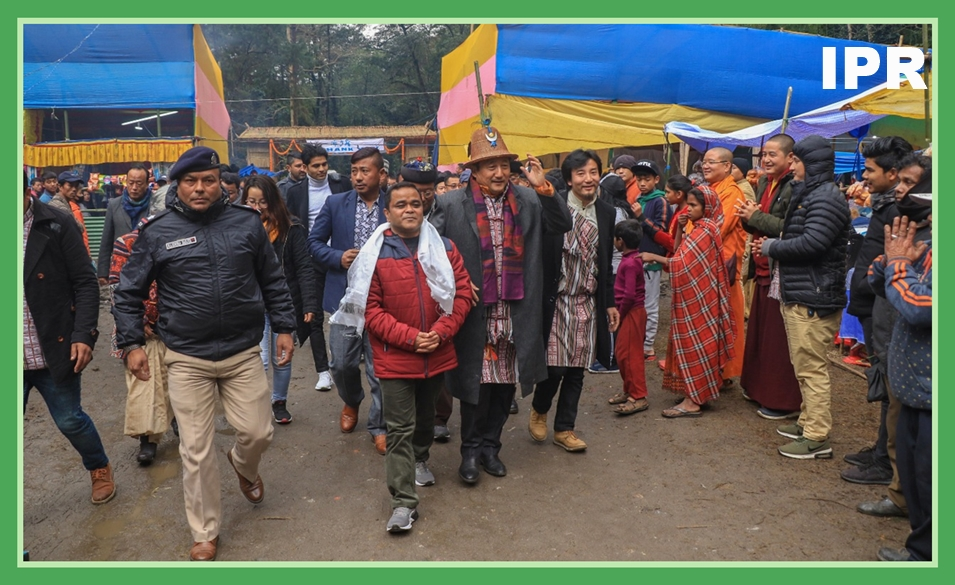 THREE DAYS LONG STATE LEVEL NAMPRIKDANG NAMSOONG FESTIVAL 2019-20 CONCLUDED WITH GRAND SUCCESS AT NAMPRIKDANG GROUND, UPPER DZONGU, NORTH SIKKIM ON 04.01.2020