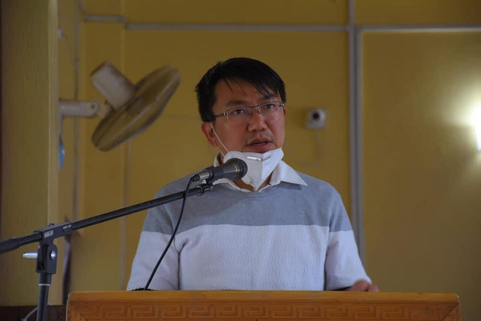 Meeting on Monsoon Preparedness conducted in West Sikkim